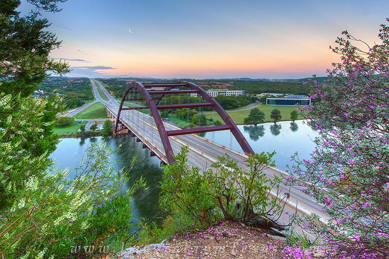 pennybacker bridge pictures,360 bridge pictures, photo