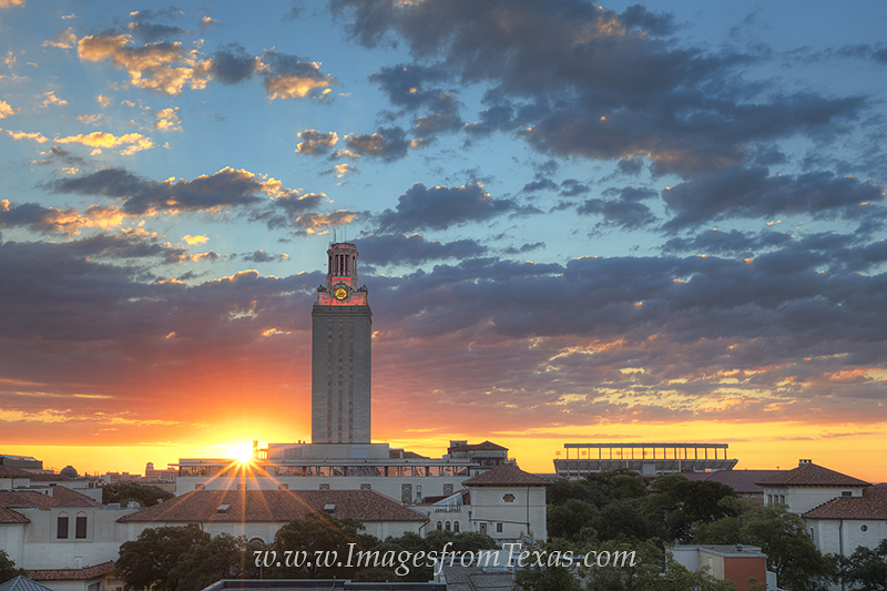UT Tower,Texas Tower,Austin Texas images,UT Tower pictures,Texas Tower prints, photo
