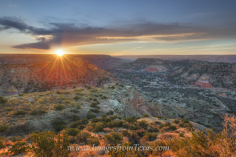 Texas sunrise,texas panhandle. palo duro canyon,palo duro sunrise,texas landscapes,texas images,texas prints,palo duro prints, photo