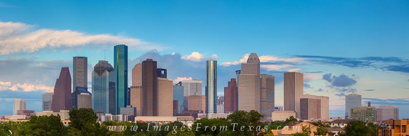 houston panorama,houston texas,skyline of Houston,houston skyline prints, photo