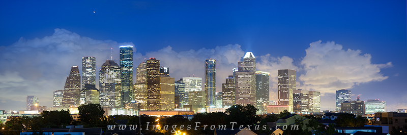 houston panorama,houston skyline pano,houston cityscape,houston texas, photo