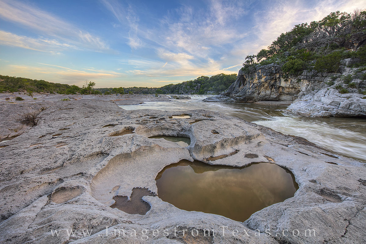 texas hill country, pedernales falls, pedernales falls prints, texas hill country images, texas sunrise, texas landscapes, photo