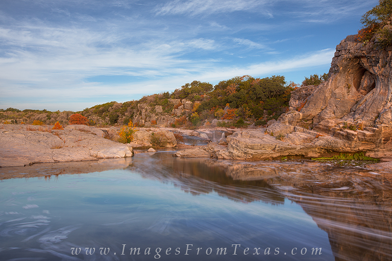 Pedernales Falls State Park,Texas hill country pictures,hill country prints,Pedernales River,Autumn in Texas, photo