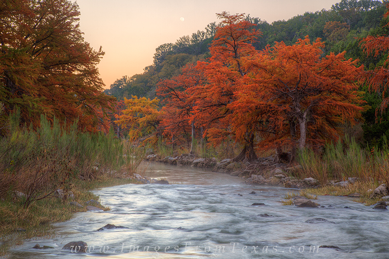 texas hill country images,texas hill country,pedernales river,pedernales falls state park,autumn colors,fall colors,texas, photo