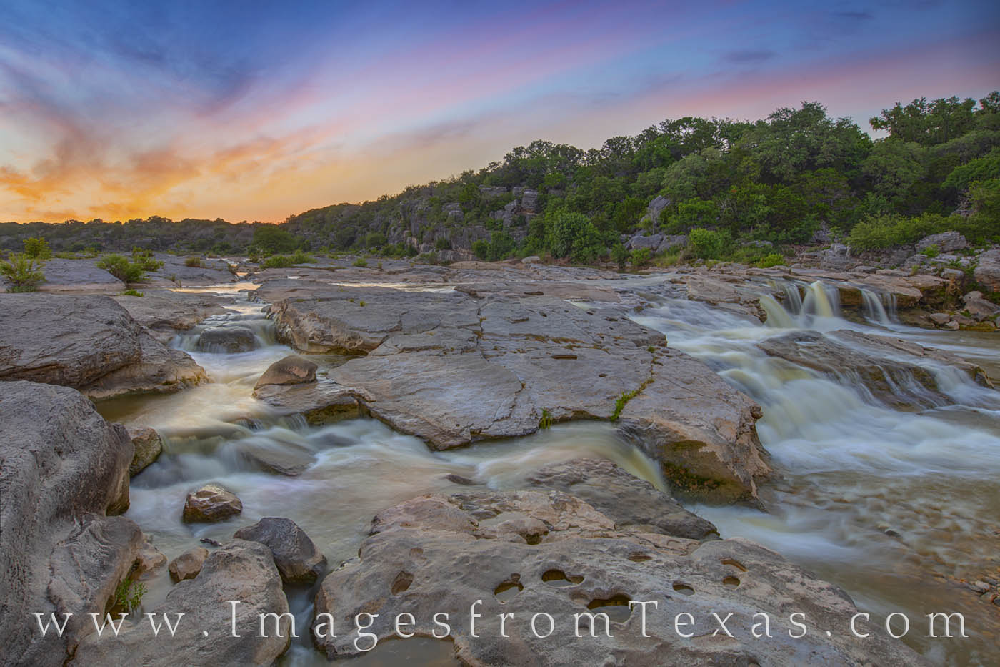 Pedernales Falls, texas state parks, hill country, texas landscapes, best texas images, hill country prints, solitude, summer, water, photo