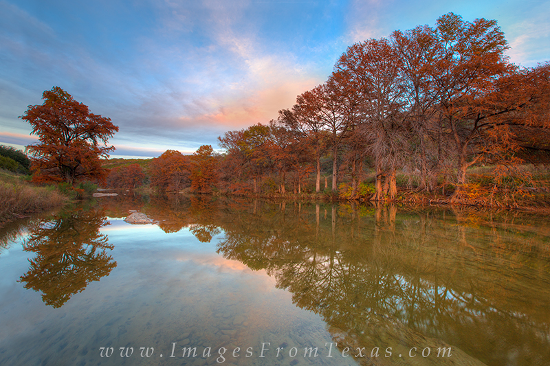hill country prints,texas hill country,pedernales river,fall colors in texas,pedernales falls state park, photo