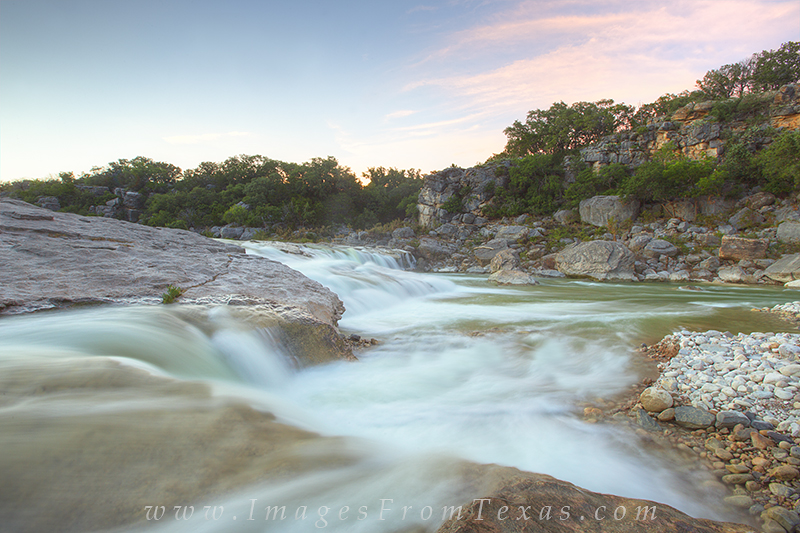 pedernales river,pedernales falls state park,pedernales river photos,texas hill country,texas hill country river,texas landscape photos,texas sunset, photo