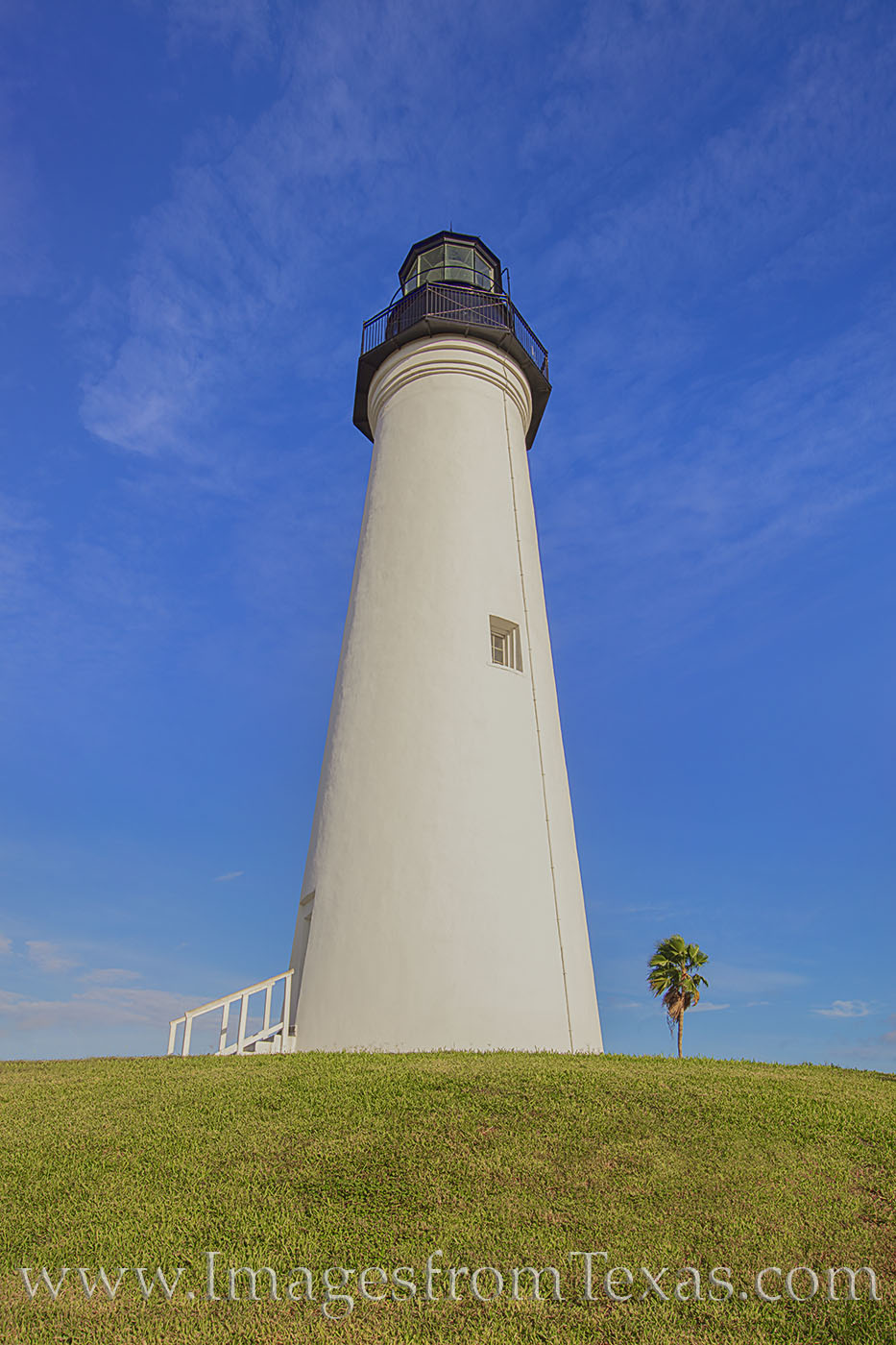 The Port Isabel lighthouse is part of the National Register of Historic Places. Contstructed in 1852, it served as a waypoint...