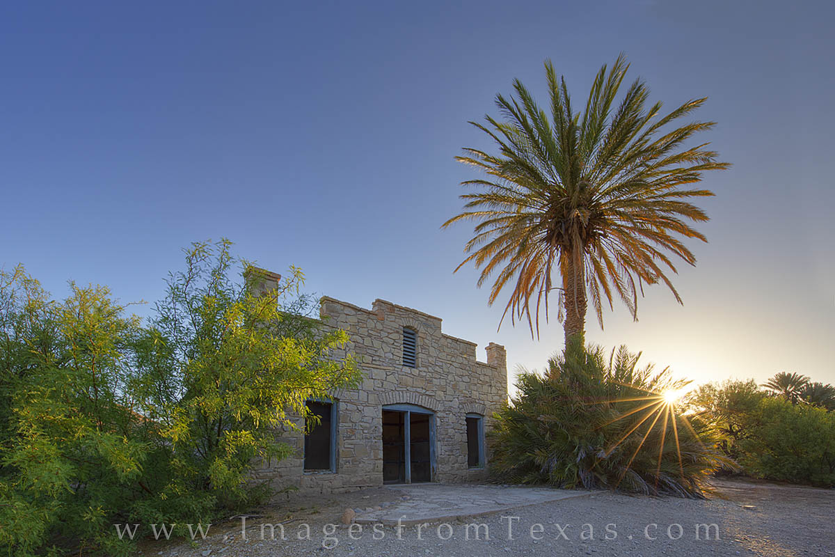 big bend national park, texas historical sites, big bend history, big bend images, langford house, big bend hot springs, texas national parks, photo