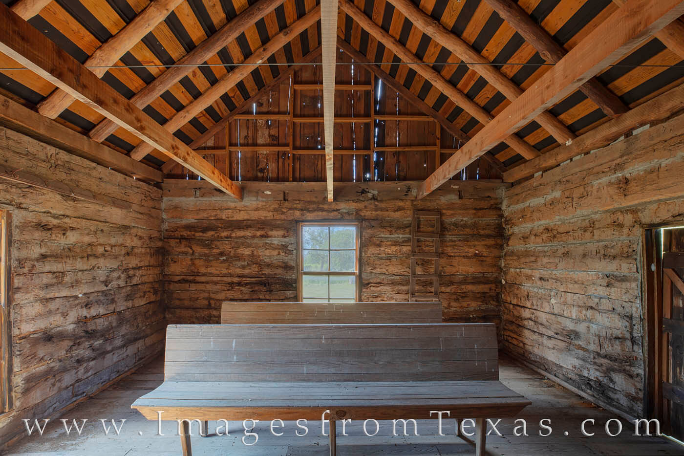 This two-room cabin was constructed in 1855 to serve as a school and church for Wendish immigrants and was presided over by Pastor...
