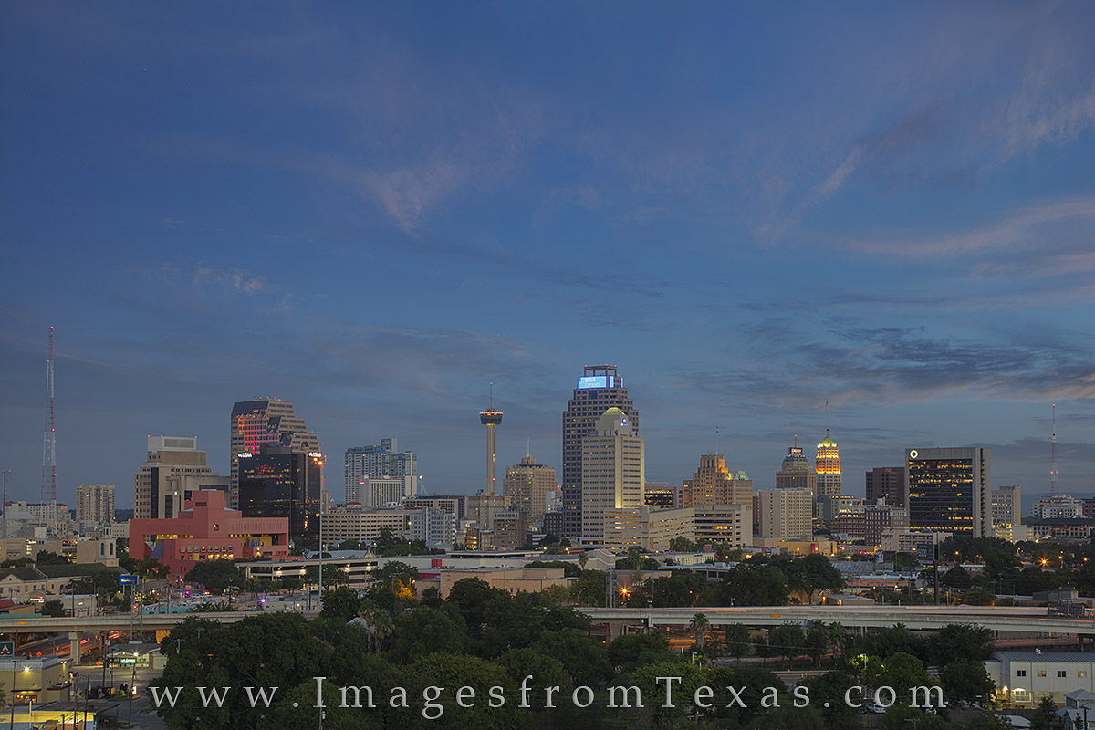 san antonio skyline, san antonio photos, san antonio cityscape, downtown san antonio, san antonio images, photo