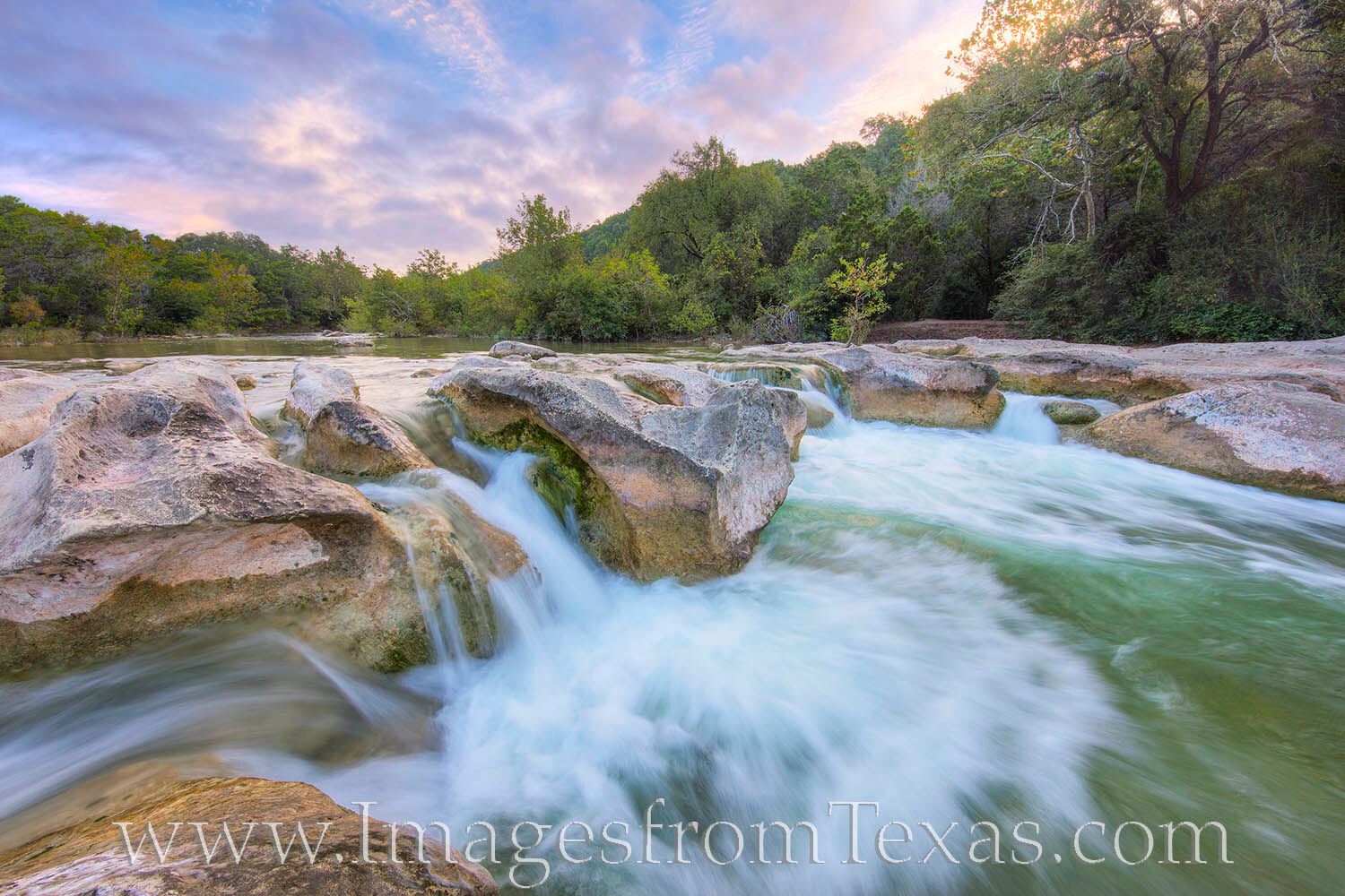 sculpture falls sunrise 6 barton creek images from texas