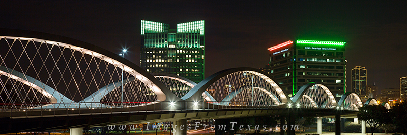 7th Street Bridge,Seventh Street Bridge,Fort Worth images,Fort Worth photos,Fort Worth pictures,Fort Worth bridges,Ft Worth images,Fort Worth prints,Ft. Worth prints,Seventh Street Bridge Panorama,7th, photo