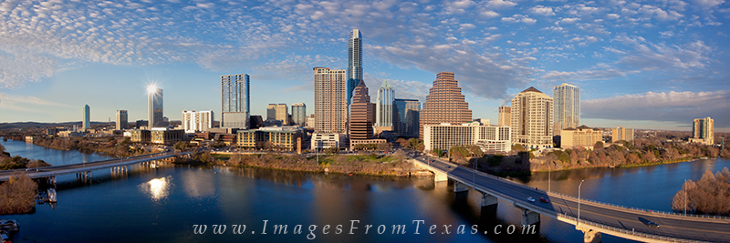 austin panorama,skyline panorama,austin,austin texas,austin skyline,austin from hyatt, photo
