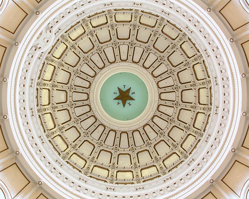 state capitol dome,Texas capitol,austin texas,texas copula,texas capitol prints, photo