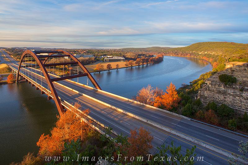 austin bridge images,austin texas morning,360 bridge morning, photo
