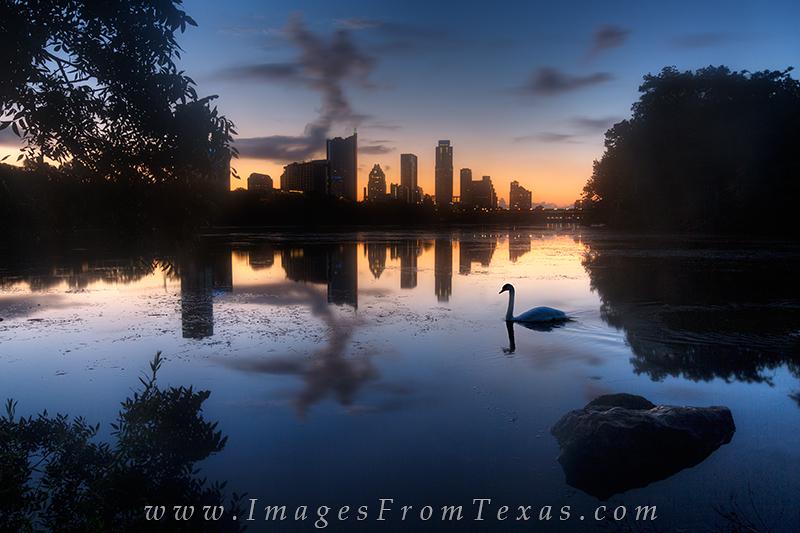 austin sunrise images,austin texas photos,austin skyline images,austin texas,lou neff point,lady bird lake, photo