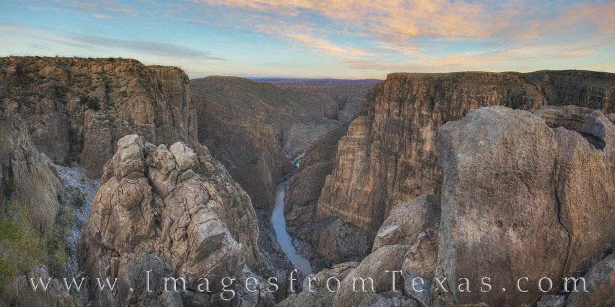Mariscal Canyon Big Bend National Park