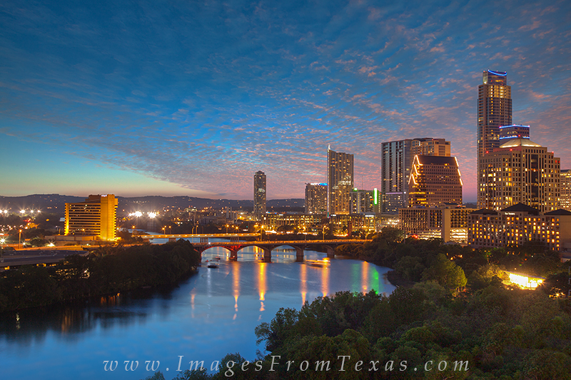 From one of my favorite vantage points to take in the Austin skyline, this location offers views of Lady Bird Lake, Congress...