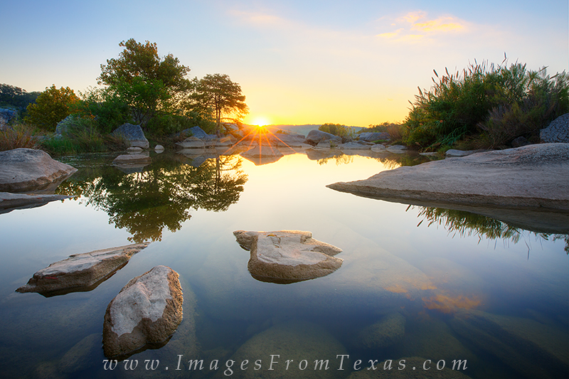 pedernales Falls state park,texas hill country,texas oasis,pedernales river,texas sunrise, photo