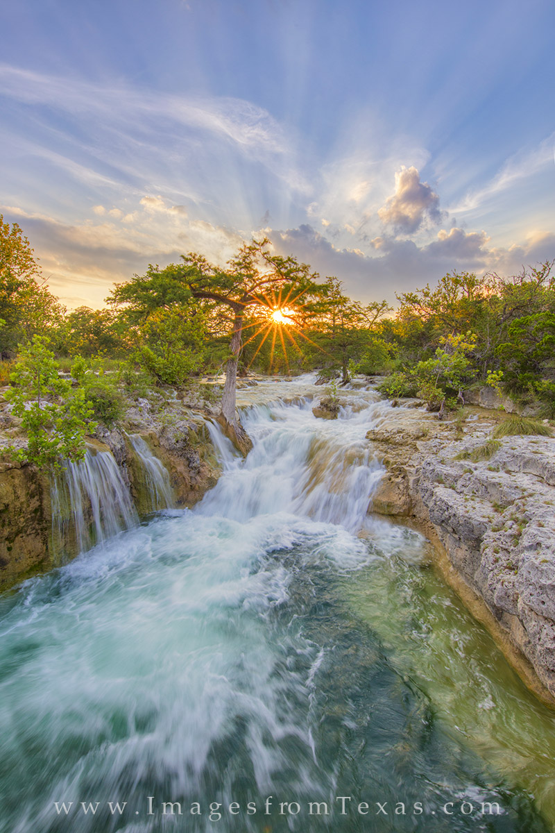 texas hill country, texas waterfalls, waterfalls in texas, texas landscapes, texas floods, blanco, texas landscape prints, images of texas, texas photography, texas prints, photo