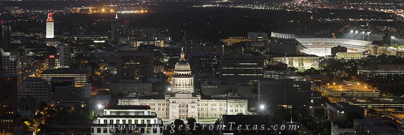 austin skyline photos,texas state capitol,UT football stadium,austin prints,texas capitol prints,austin skyline prints, photo