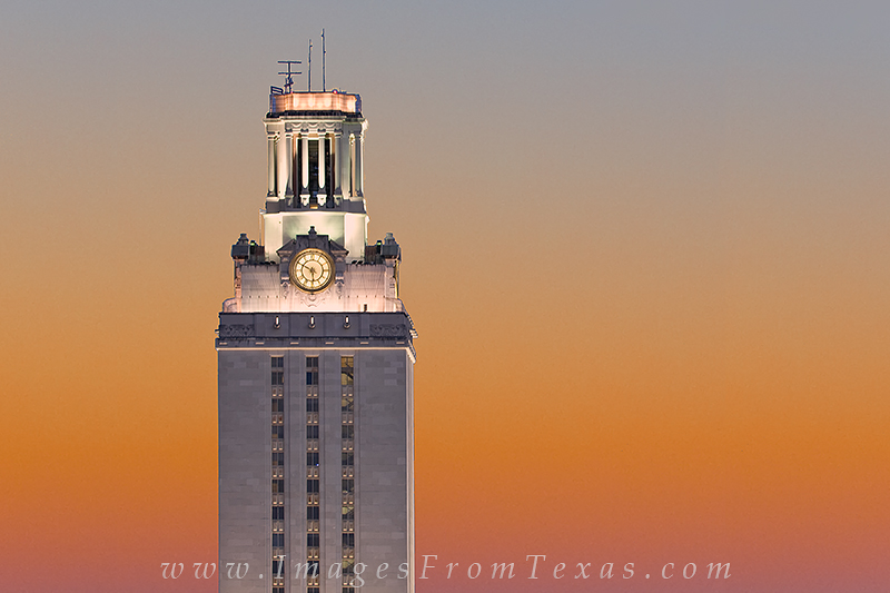 Texas Tower images,UT Tower images, photo