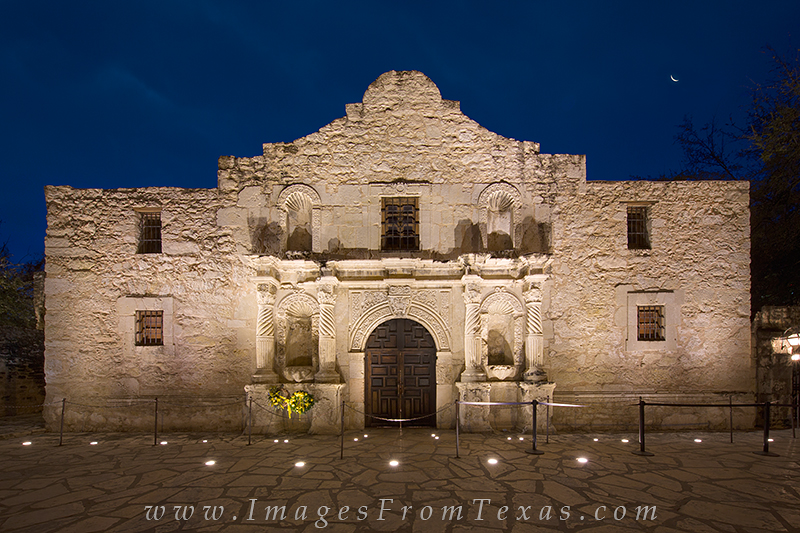 alamo,tombstones,san antonio texas, photo
