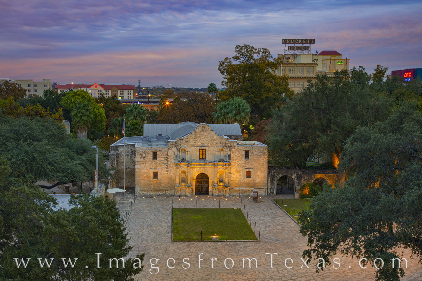 alamo, san antonio, riverwalk, downtown, history, crocket motel, san antonio missions, mission, photo