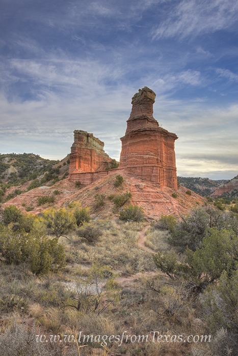 the lighthouse,lighthouse palo duro,palo duro canyon,texas canyon,texas panhandle,texas landmarks, photo