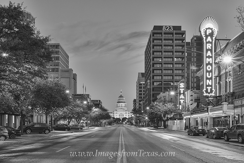 texas capitol,black and white,texas state capitol,state capitol south congress,the paramount,paramount,austin texas,austin texas images,austin photography,austin texas photography, photo