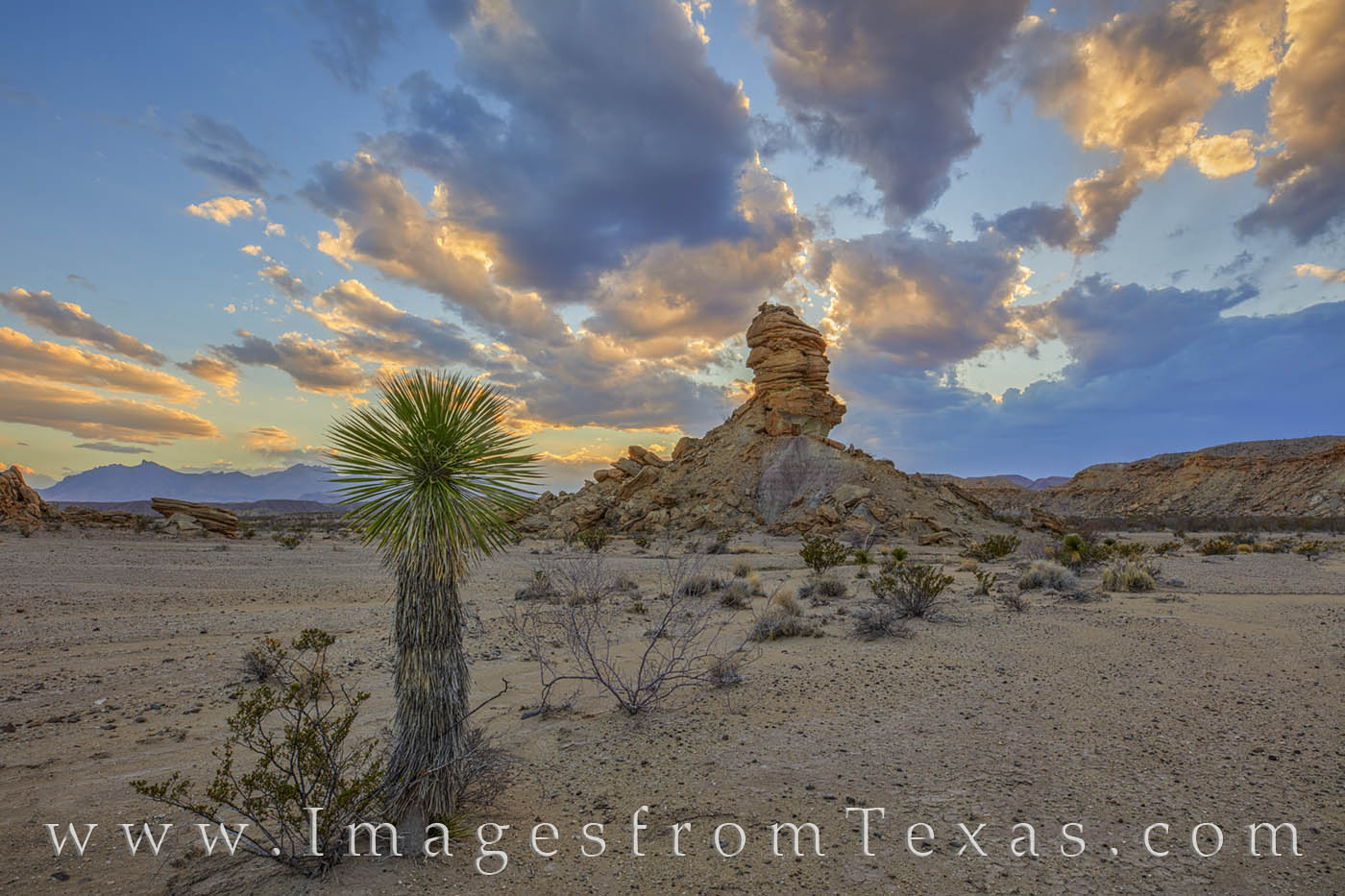 big bend, tornillo flats, chihuahuan desert, big bend prints, texas prints, west texas, sunset, national park, photo