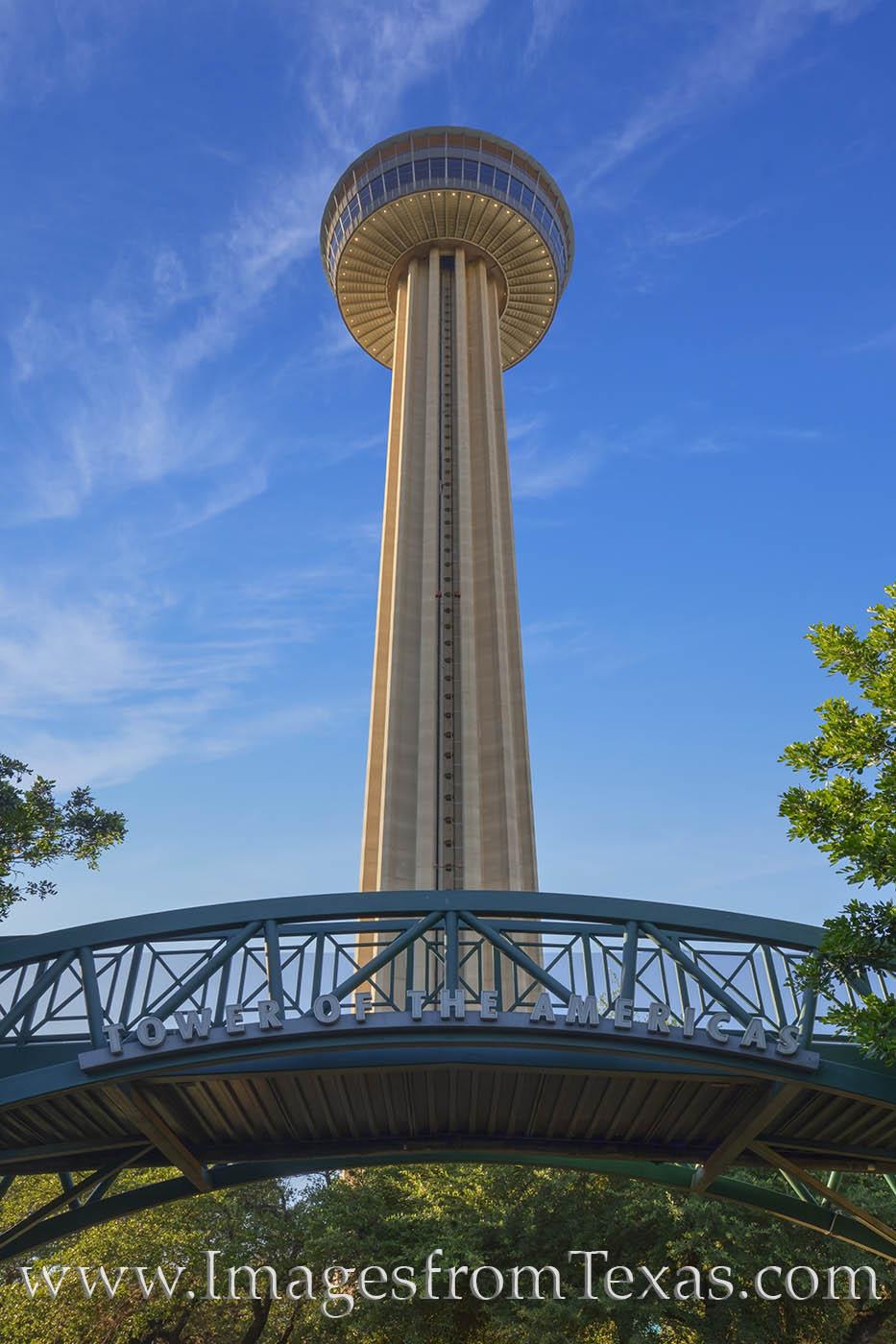 tower of the americas, tower, san antonio, riverwalk, san antonio icon, photo