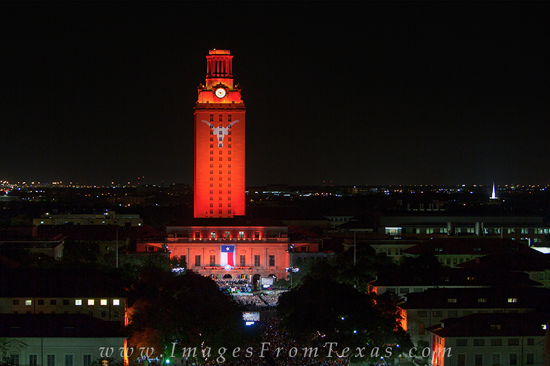 University Of Texas Tower Longhorn Austin Texas Images From Texas