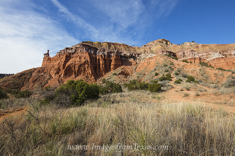 palo duro canyon,lighthouse trail,texas landscapes,texas canyons,texas panhandle, photo